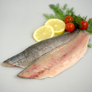 Verse zeebaars filet